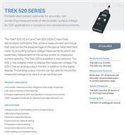 Model520美國Trek520 靜電電壓測試儀
