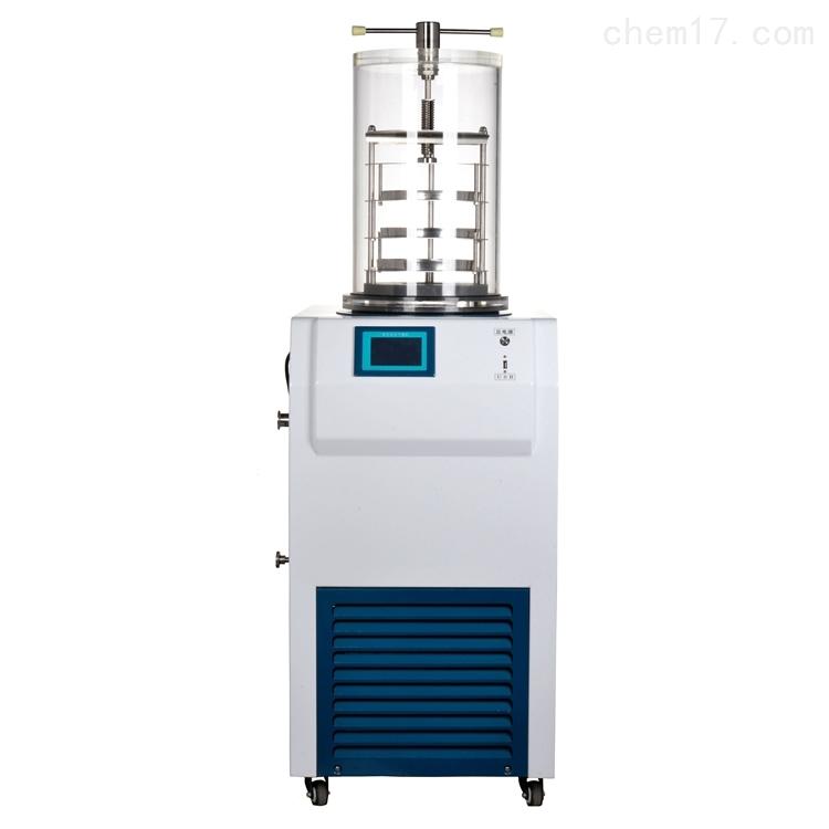 生物制药小型压盖LGJ-18冷冻干燥机