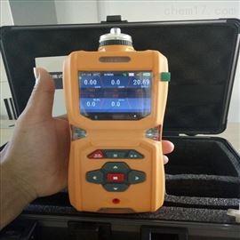 LB-MS6X便携式泵吸六合一有毒有害气体检测仪