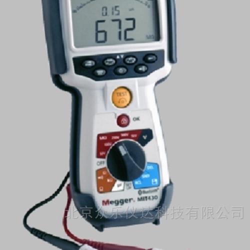 MEGGER 品牌 光伏绝缘电阻和连续性测试仪