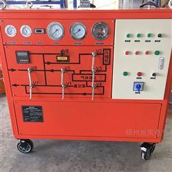 智能SF6气体抽真空充气成套装置