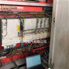 840D西门子系统龙门铣床报300504修复解决