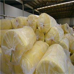 复合铝箔岩棉毡 玻璃棉保温卷毡厂家供应