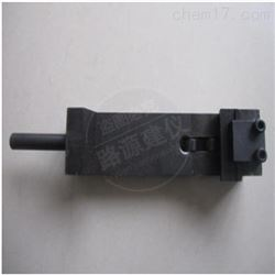钢筋十字焊接剪切夹具