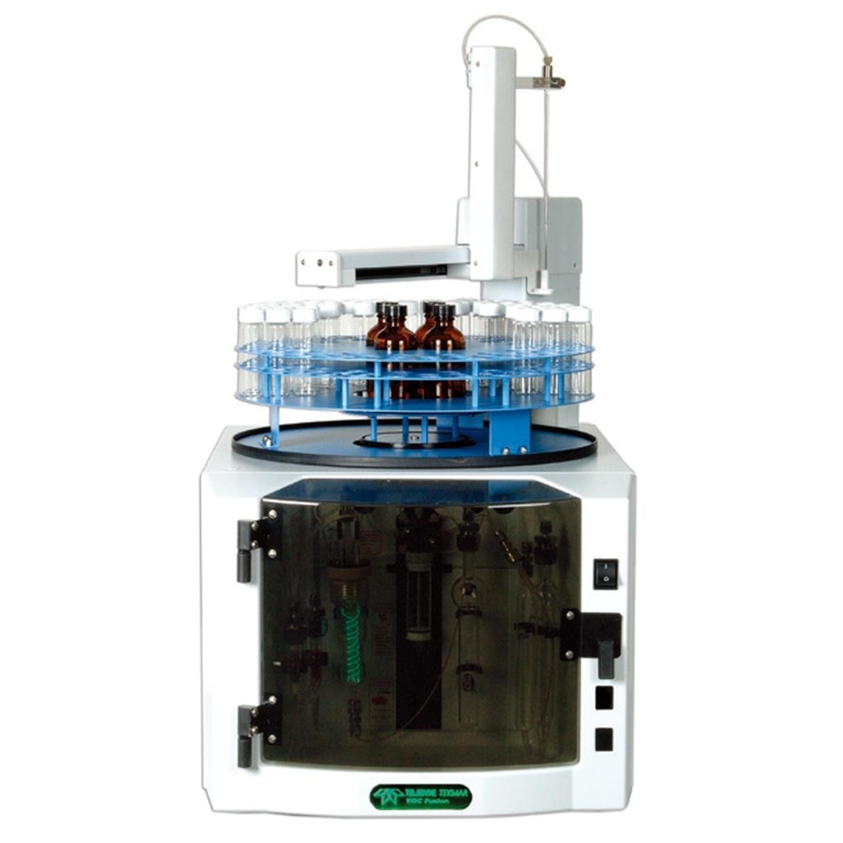 简化过程:纯水和注射用水的自动化药典测试
