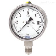 TG53德国WIKA威卡双金属温度计过程型