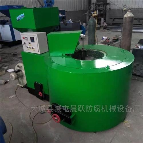 生物质废铝熔铝炉 颗粒燃料坩埚熔化炉