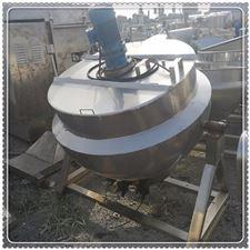 二手不锈钢杀菌锅饮料灭菌机灌装生产线设备