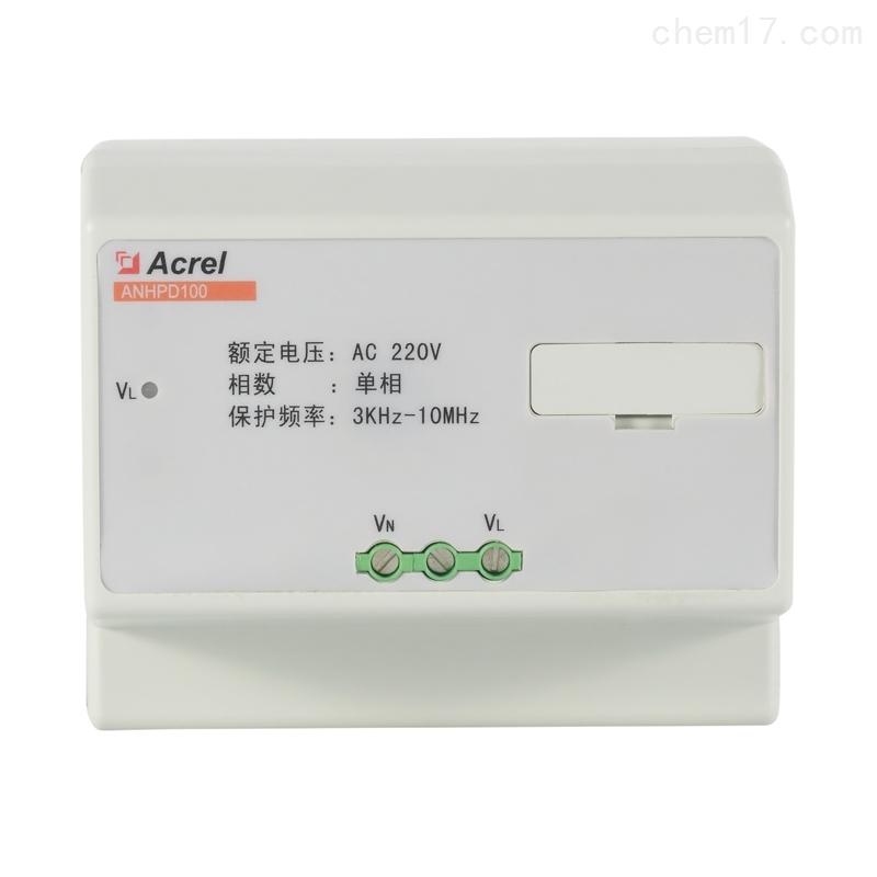 ANHPD諧波保護器技術參數