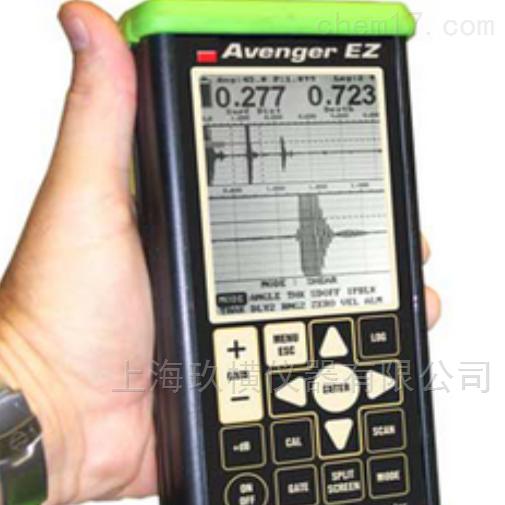 手持式超声探伤仪详细动态
