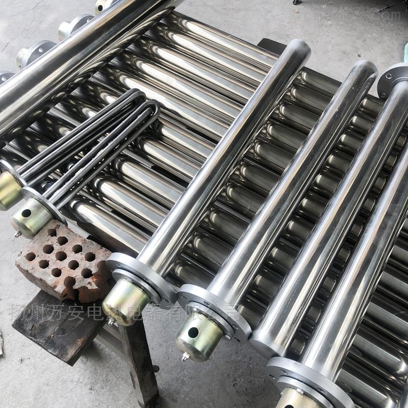 滑动水口液压站油箱加热器 HRY3-380/2 厂家
