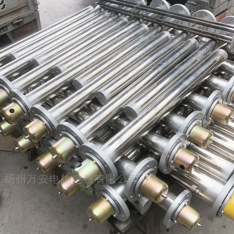 液压站 电加热器 HRY3 380V 3KW 带护套