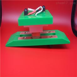 AGV智能电站 充电接触 充电鞋 受电板