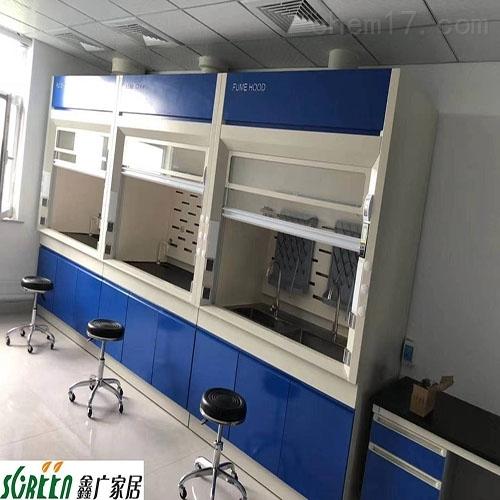 山东全钢通风柜,实验室通风橱试验排毒柜