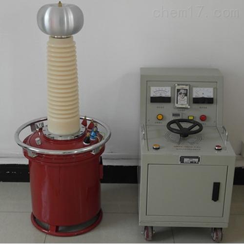 三相充气式试验变压器