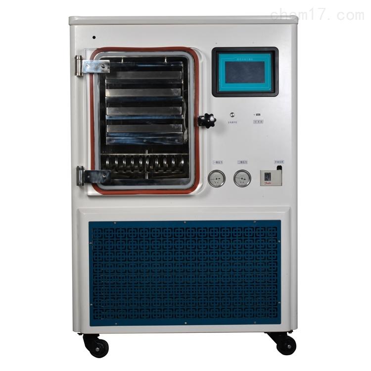LGJ-30F生物制品冻干粉中型冷冻干燥机