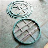 石棉金属缠绕垫片 内外环金属缠绕垫片