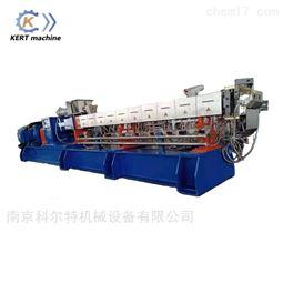 碳黑色母料造粒机,高扭矩PP色母粒挤出机