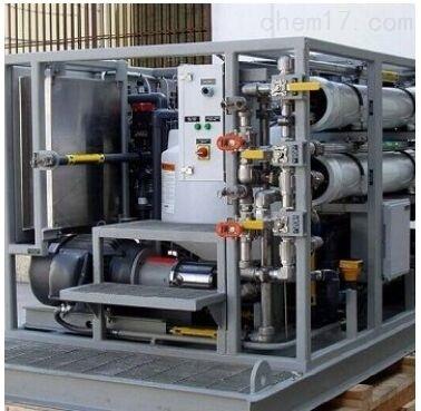宁波反渗透海水淡化设备
