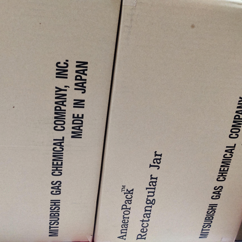 日本三菱厌氧培养罐产品系列说明