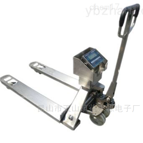 2-3T防爆型电子叉车秤