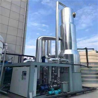 二手3吨MVR钛材蒸发器