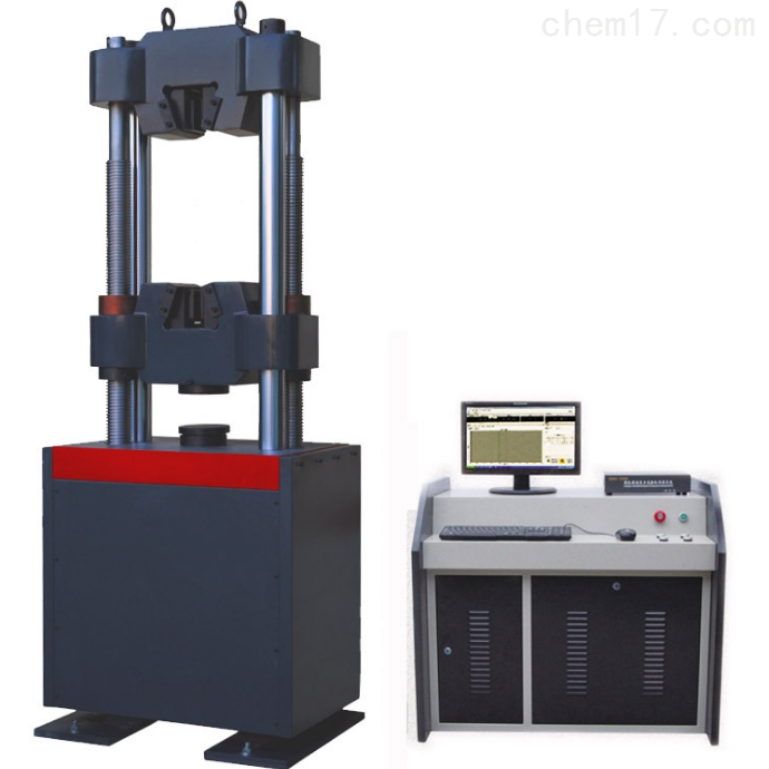 微机控制电液伺服式万能试验机生产厂家