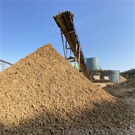 洗沙制砂场污水泥浆脱干设备