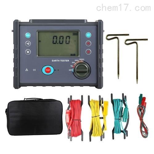 PM2302数字接地电阻测试仪/防雷接地摇表