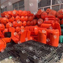 FT600*1000阻挡式水上浮拦塑料拦污导漂排浮筒