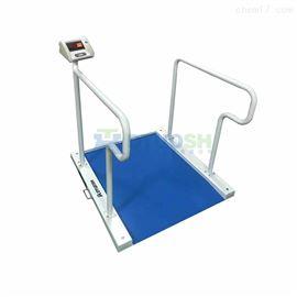 SCS碳鋼材質血透析輪椅秤