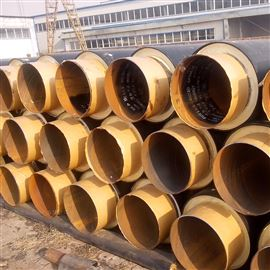 灵台县高密度聚乙烯黑黄夹克管