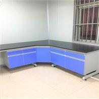 黑龙江实验室耐酸碱钢木实验台