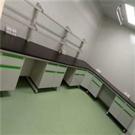 陕西实验室耐酸碱钢木实验台