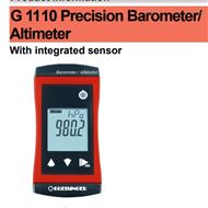 G1110德国Greisinger真空表手持式压力测量仪