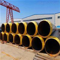 钢套钢架空式热水蒸汽保温管