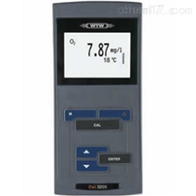 德国WTW Oxi3205溶解氧测定仪(碱性电池)