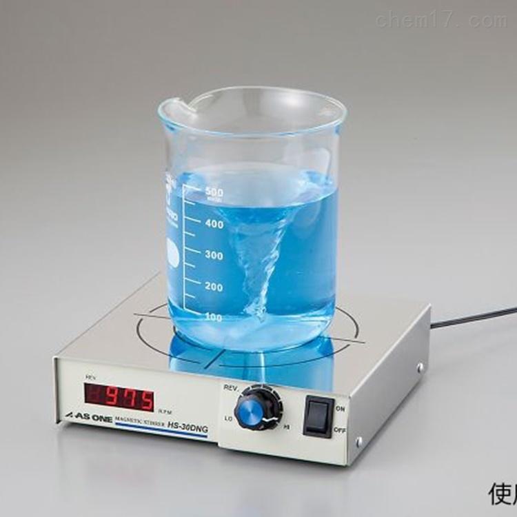 *日本ASONE磁力搅拌器