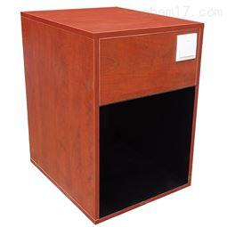 木制暗箱 测定物料透明度遮盖力试验装置
