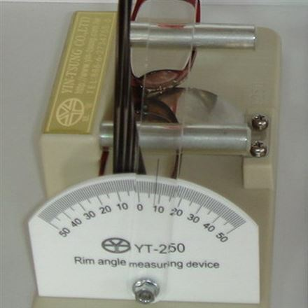 银宗镜框角度测量仪