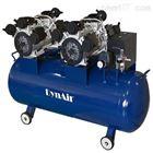 DYNAIR/大聖 岱洛靜音無油大排量空氣壓縮機