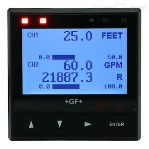 美国+GF+双通道变送器