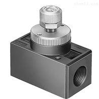 德国FESTO电磁阀GRA-1/4-B特惠