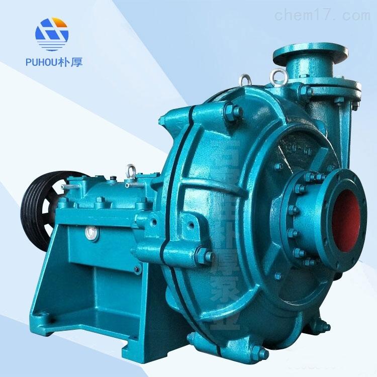 ZJ渣浆泵杂质泵
