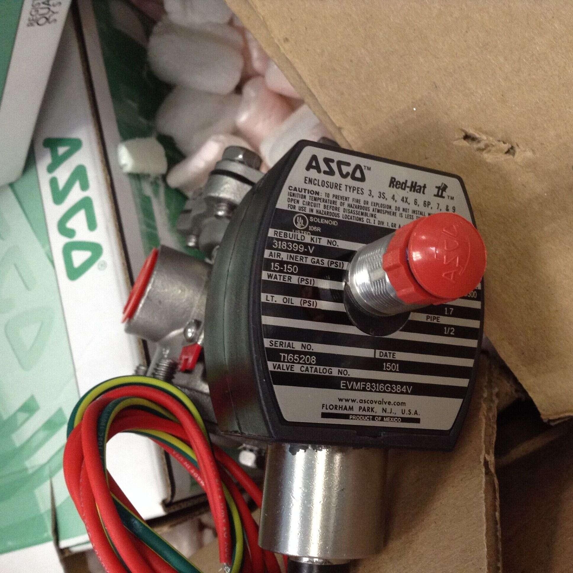 美国ACSO阿斯卡电磁阀现货出售