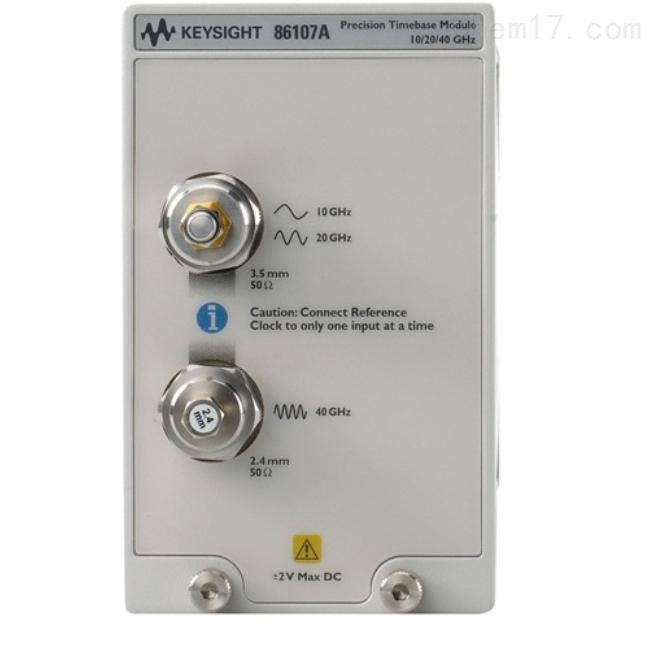 86107A示波器安捷伦Agilent精密时基模块