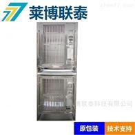 HLS-2双层不锈钢猴笼