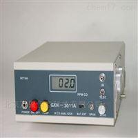 0~50.0×10-6或0~200.0×10-6北京现货GXH-3011A1便携式红外线CO分析仪