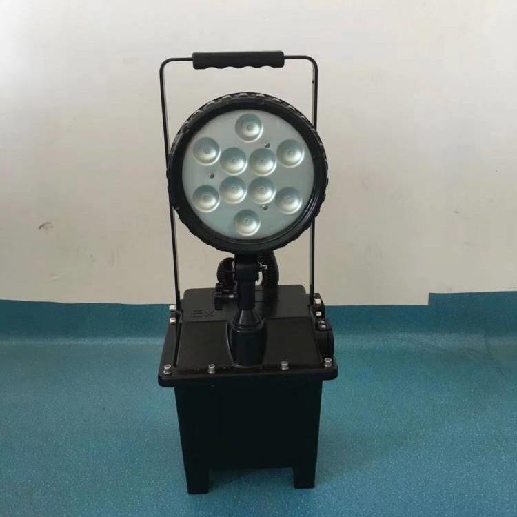 FW6101移动灯30W功率蓄电池可充电厂家