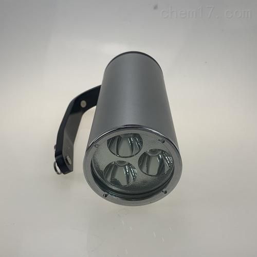 手提式防爆探照灯9W电量显示搜索灯XLM6070E